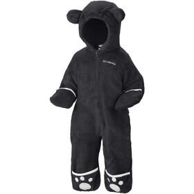 Columbia Foxy Baby II Bunting Fleece Suits Toddlers Black/Sea Salt
